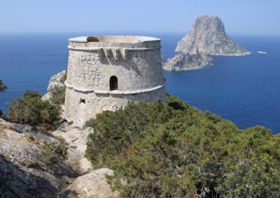 Ibiza Island Tour: Torre des Savinar