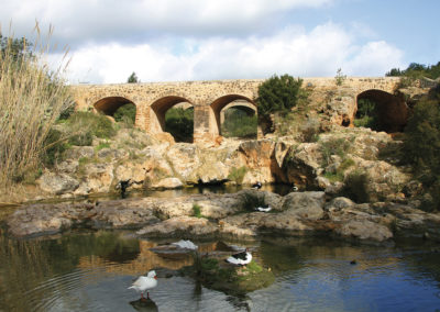 VUELTA A IBIZA: Puente viejo Sta Eulária