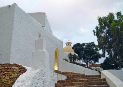 VUELTA A IBIZA: Puig de Missa Santa Eularia